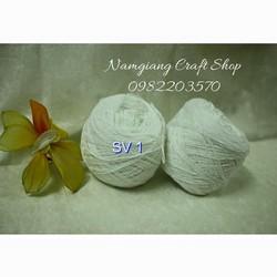 Sợi cotton Việt Nam 1mm các màu