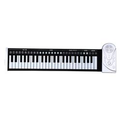 Đàn Piano Cuộn tiện lợi  Soft Keyboard Piano 49 Keys