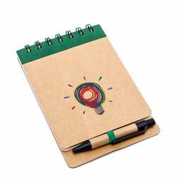 Sổ tay giấy kraft 40 tờ UBL SP0299
