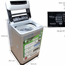 Máy giặt Panasonic NA-F90X1LRV 9.0 Kg