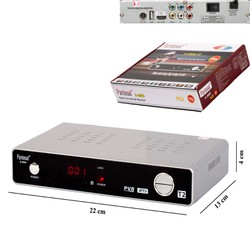 Đầu Thu Truyền Hình Kỹ Thuật Số Mặt Đất DVB-T2 S-2000 Pantesat