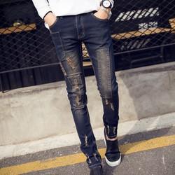 Mã số ĐN1054 - Quần jeans nam phong cách, cá tính