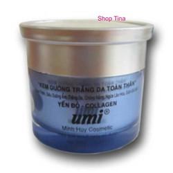 Kem Dưỡng Da Toàn Thân Yến đỏ collagen UMI - KDDXXVN0064
