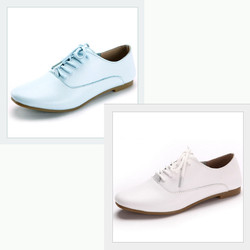 Giày oxford nữ cá tính GN068