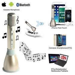 Micro Loa Karaoke Bluetooth điện thoại tablet