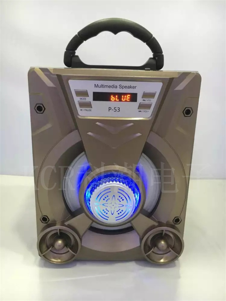 Loa Bluetooth P55 13
