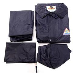 Áo mưa bộ vải dù siêu bền không thấm nước