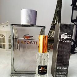 Nước hoa chiết Pháp - Lacoste