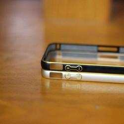Viền Kim Loại Có Chỉ Màu Cực Đẹp Iphone 4,4S