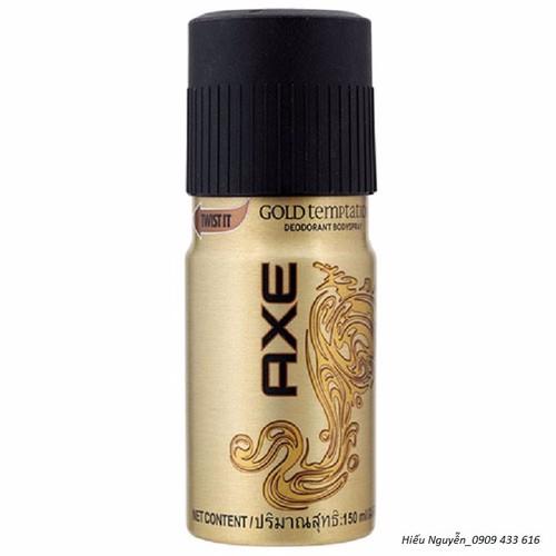 Xịt khử mùi toàn thân axe gold temptation - 12487723 , 7991770 , 15_7991770 , 105000 , Xit-khu-mui-toan-than-axe-gold-temptation-15_7991770 , sendo.vn , Xịt khử mùi toàn thân axe gold temptation