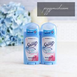 Lăn Khử Mùi Secret Dạng Sáp - USA