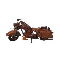 Mô hình xe BMW Motorrad Gỗ Tự Nhiên