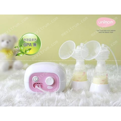Máy hút sữa bằng điện Unimom Allegro BPA free UM880106