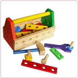 Đồ chơi gỗ bộ đồ nghề sửa chữa Winwintoys