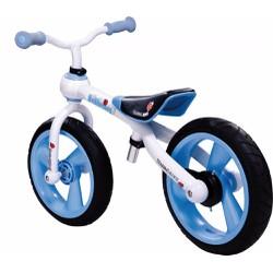Xe đạp thăng bằng cánh cam JDbug-xanh
