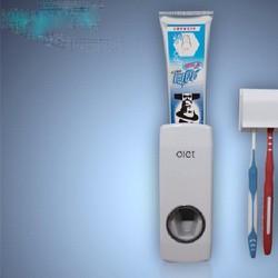 Dụng cụ nhả kem và treo bàn chải đánh răng tự động Olet