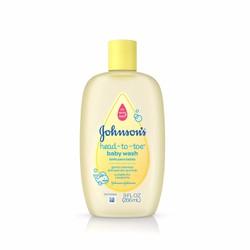 Sữa tắm gội toàn thân Johnson Baby 266ml