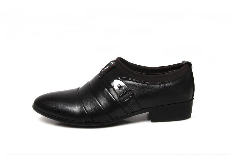 Giày tây nam sang trọng form Ý 2