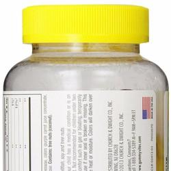 Kẹo dẻo tăng cường chất xơ hỗ trợ hệ tiêu hóa Lil Critters 90 viên