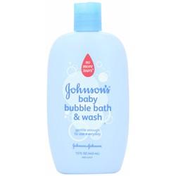 Dầu tắm tạo bọt cho bé Johnson Baby 443 ml