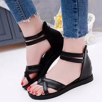 Giày Sandal xỏ ngón phong cách -S030D