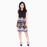 Chân váy hoa voan - V06516050