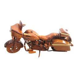 Mô hình xe gỗ Harley Davidson Road King Classic