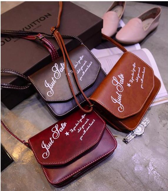 Túi đeo chéo mini phong cách Hàn Quốc 4