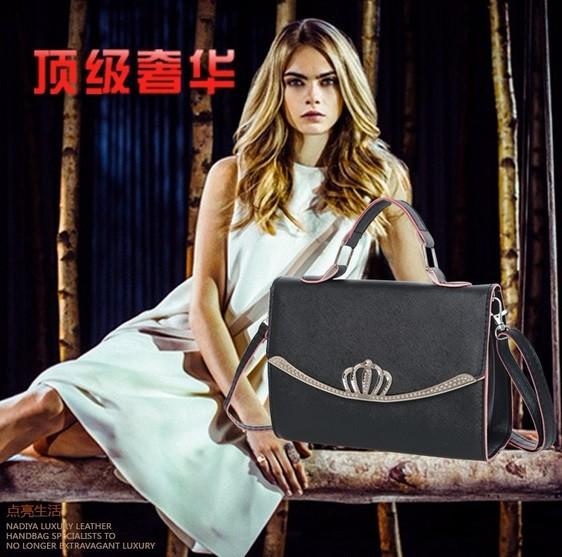 Túi xách tay Nữ Hoàng phong cách Hàn Quốc 2