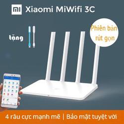 [CHÍNH HÃNG] BỘ PHÁT WIFI ROUTER WIFI XIAOMI MIWIFI 3C -KÍCH SÓNG WIFI