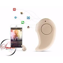 Tai nghe bluetooth mini nhét tai tặng cáp sạc dưới 2a - bán chạy smart shop