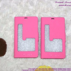 Bao da Nokia Lumia 820 Alis sang trọng OLN32