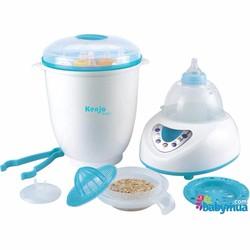Máy tiệt trùng bình sữa và hâm sữa KJ-06N KM
