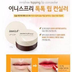 Che khuyết điểm môi IInnisfree Tapping Lip Concealer