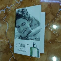 Nước hoa Vial Eternity Calvin Klein for Men