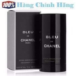 Lăn khử mùi hương nước hoa nam Blue De CHANEL Deodorant Stick 75ml