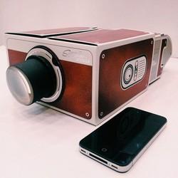 Máy Chiếu ĐT Mini Smartphone Projector 2.0
