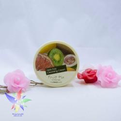 Kem tẩy trang Herb day 365 - FruitMix - The Face Shop