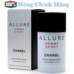 Lăn khử mùi nam CHANEL Allure Homme Sport Deodorant Stick 75ml