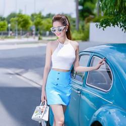 Đầm Yếm Ngọc Trinh