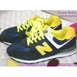 Sale Off Giày thể thao nữ chữ N phong cách sành điệu GTU121