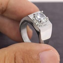 Nhẫn inox nam cao cấp đẹp phong cách Hàn Quốc N522