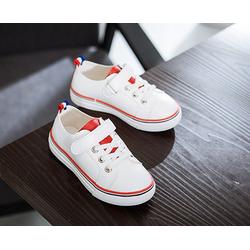 Giày slip-on cho bé trai và bé gái Z-06 viền đỏ