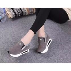 Giày bánh mì slipon BM024X