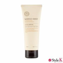 Sữa Rửa Mặt Hạt Xoài The Face Shop Mango Seed Cleansing Foam