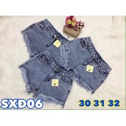 Quần shorts xám size 30-32