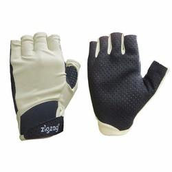 zigzag GLV00412- Găng tay Sport chống nắng UPF50+ kem đen
