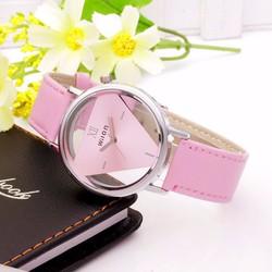Đồng hồ Wilon tam giác sành điệu cá tính
