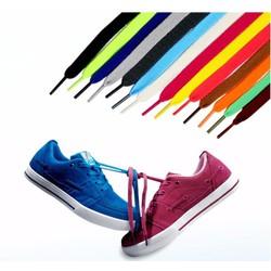 com bo 10 Dây giầy màu sắc