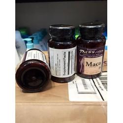 Thực phẩm chức năng tăng cường sinh lý Macca mỹ